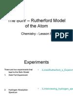 Bohr - Rutherford Model of Atom