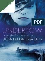 Undertow by Joanna Nadin - Sample Chapter