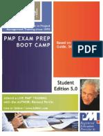 PMP Exam Prep Manual