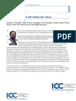 Basis & de Key Bios Igf 2014