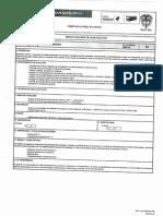 Especificaciones Particulares Estructuras Metalicas