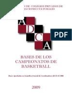 Bases de Basketball