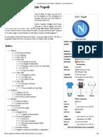 Società Sportiva Calcio Napoli - Wikipedia, La Enciclopedia Libre