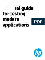 A Survival Guide for Functional Testing of Modern Applications