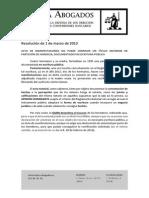 2014-Resoluciones Notarial (Oposicioneselite.com)