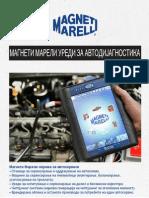 Magneti Marelli Vehicle Diagnostics Brochure MK