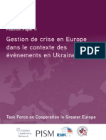 Task Force Position Paper_July 2014_French