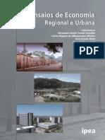 Economia Regional Ensaios IPEA