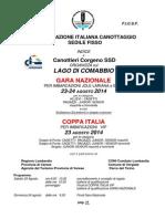 Bando gara vip 7.50 Lago di Comabbio