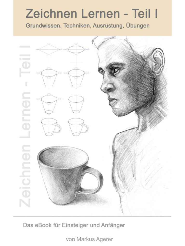 Zeichnen Lernen - Teil 1