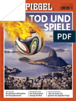 Der Spiegel - Tod Und Spiele