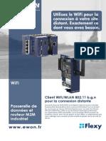 eWON Flexy - carte Wifi (FR)