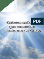 Señales Regreso de Cristo