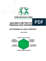 Building a Better Future Through Civic Partnership