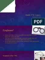 innovation of the eyeglasses