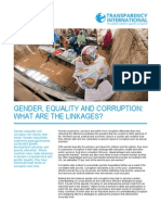 2014 Policybrief1 GenderEqualityCorruption En