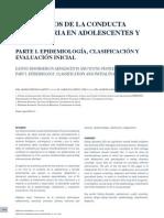 Trastornos de La Conducta Alimentaria en Adolescentes y Jovenes