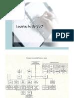 5. Legislação de SSO