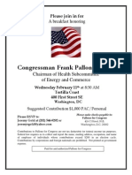 Breakfast for Frank Pallone