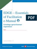 essentials of facilitation pg