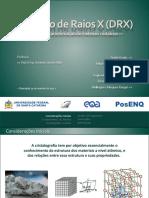 Seminário - DRX