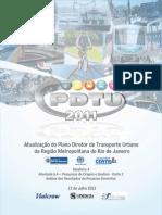 PDTU 2013 - Analisede Resultadosda Pesquisa Domiciliar