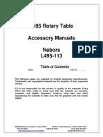 L495-113 Accessory Manual