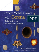Create Mobile Games With Corona Build With Lua on IOS and Android