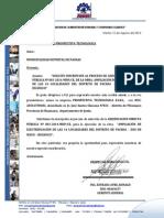 Solicitud Inscripcion Electrificacion Huanuco