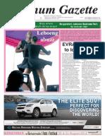 Platinum Gazette 15 August 2014