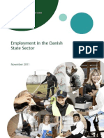 Employment in the Danish State Sector - Slutversion