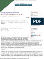 Revista Contabilidade & Finanças - O Profissional de Controladoria No Mercado Br