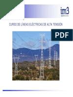 Curso Líneas Eléctricas Alta Tensión