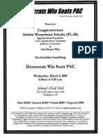Breakfast for Democrats Win Seats PAC