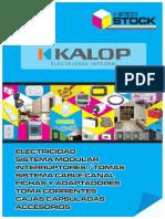 Catalogo Kalop