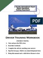 Driver Training Manual