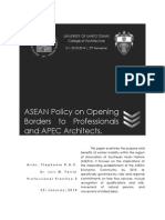 Asean Policy