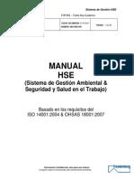 Manual Hse