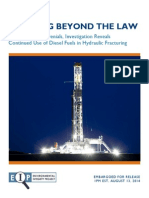 FRACKING BEYOND THE LAW