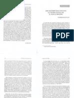 Bastidas Una sistematización para la teoría social en el nuevo milenio-Carmen Bastidas