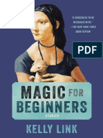 Magic for Beginners by Kelly Link, 50 Page Fridays