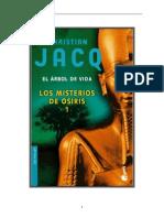 Los Misterios de Osiris 1 - El Arbol de Vida