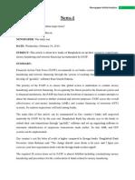 Newspapaer Article Analysis Banking& Insurance