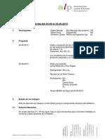 2090A-04-CL-016- Aktennotiz Nr.16 vom 03.10.2013_ES
