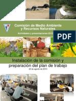 Actividades y Presentaciones Medio Ambiente 2013-2014