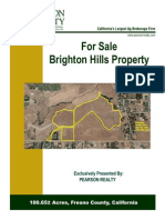 100.65 Acres Brighton Hills Property for Sale