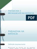 PNM e Bronquiolite Na Infancia 3