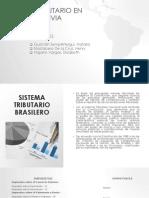 Sistema Tributario en Brasil y Bolivia - Ex