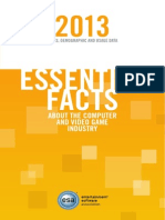 ESA Essential Facts 2013