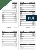 737NG Checklist